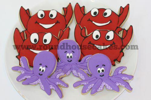 Crab octo