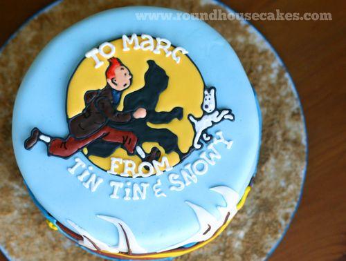 Tintin top