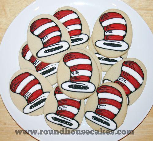 Seuss cookies