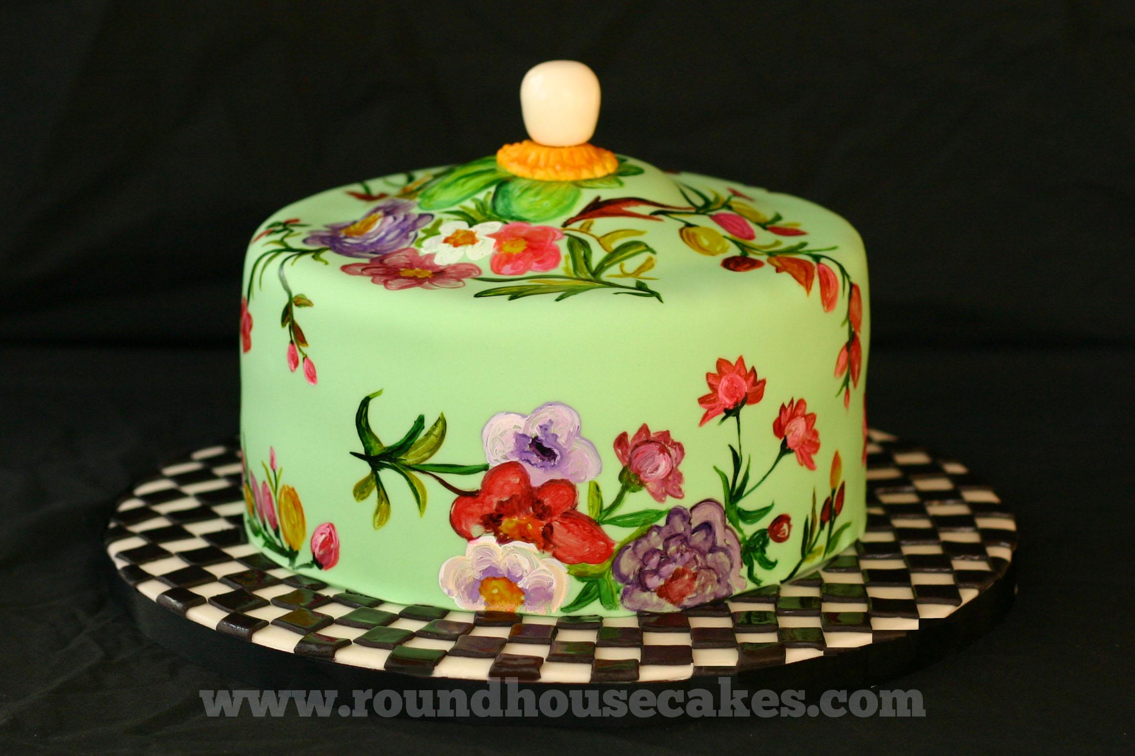 Cake Painting - Stuff I Make